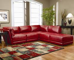 stunning red sectional leather sofa 4 sofas small with furniture super pictures