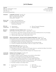 biomedical technician resume templates