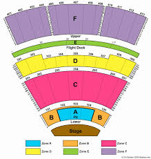 Nokia Theater Dallas Seating Chart 2019
