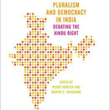 book excerpt pluralism and democracy in debating the hindu  book excerpt pluralism and democracy in debating the hindu right