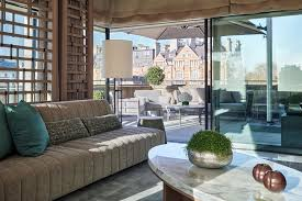 Berkeley Interior Design Cool London's Fashionable Berkeley Hotel Debuts Chic New Pavilion Suites
