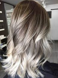 Platinum Blonde Highlights On Dark Blonde