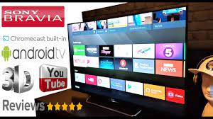 Sony Bravia - Android 3D Smart TV Review - YouTube
