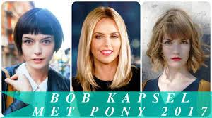 Bob Kapsel Met Pony 2017