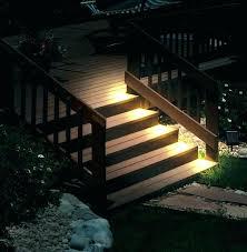 solar step lights deck stair lights outdoor stair lights solar step lights outdoor led deck stair lighting ideas flush mount for solar outdoor stair lights