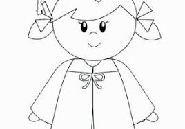 Kindergarten Graduation Coloring Pages Kindergarten Graduation Coloring Page Graduation Coloring Page For