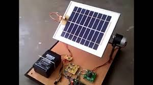 Solar Tracking System Project Youtube