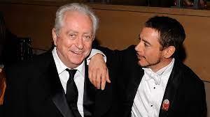Filmmaker Robert Downey Sr., father of ...