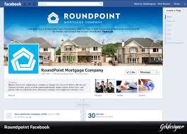 Web Design Company Facebook Page Elegant Playful Internet Facebook Design For A Company By