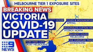 Victorian health authorities have listed warnings for almost 20 coronavirus exposure points, including a busy melbourne shopping centre. Coronavirus Melbourne Covid 19 Exposure Sites New Cases Testing Queues 9 News Australia Youtube