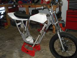winter project birth of a street tracker the jockey journal