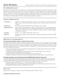 Pleasant Resume For It Support Specialist For Resume Technical
