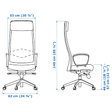 ikea markus swivel chair 10 year guarantee read about the terms in the guarantee brochure