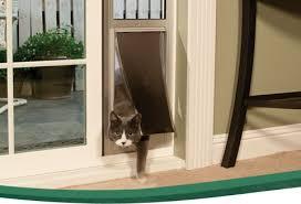cat door for glass door