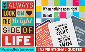 Life Quote Posters 100 Inspirational Quotes and Posters Design examples for your inspiration 19