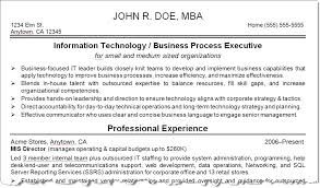 Results Of Our Resume Make Over Techrepublic