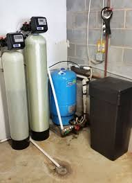 New Water Softener New Client In Asheville