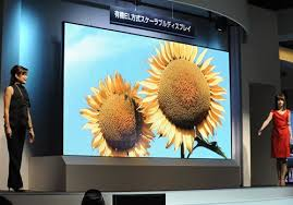 Mitsubishi to Sell 100-inch OLED TV This Month