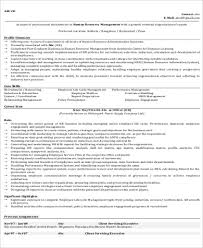 sample hr director resumes sample hr manager resume 9 examples in word pdf