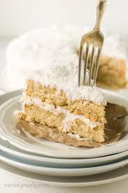 Marlys Easy Vegan Coconut Cake Recipe Namely Marly
