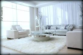 small sheepskin rug stylish faux fur white rug modern enjoyable rugs inspiring for within sheepskin area small sheepskin rug large white