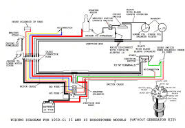 wiring diagram for boat kill switch the wiring diagram evinrude 1961 40 hp lark 3 wiring standard shift or elec shift wiring diagram