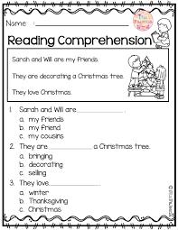 Our kindergarten english worksheets offer worksheets for a variety of levels. 50 Splendi Reading Comprehension Worksheets For Preschool Picture Inspirations Samsfriedchickenanddonuts