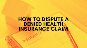 The insurance is arranged by pier insurance managed services limited and underwritten by inter partner assistance sa (ipa) which is fully owned by how soon will i receive my replacement mobile phone or tablet after i claim? How To Dispute A Denied Health Insurance Claim Alliance Health