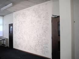 office wall. Office Wall Drawing