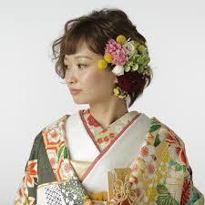 和装ヘア ヘアカタログ 2018 最新版福岡の結婚写真フォト