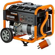 portable generators. Generac 3300 Generator Portable Generators R