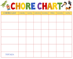 Behavior Chart Template Pdf Logical Bedwetting Chart Template Free Chore Chart Pdf Free