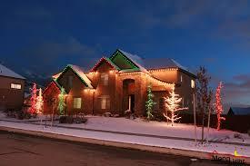 Led Red Green White Christmas Lights Moon Light Holiday Lighting Red Warm White Green Led