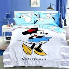 mickey and minnie bedding set bedding mouse printed bedding sets bedspreads cotton bed duvet covers