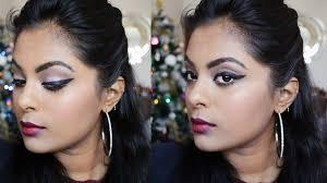 rihanna makeup tutorial glam goth makeup ombre purple lips lets learn makeup