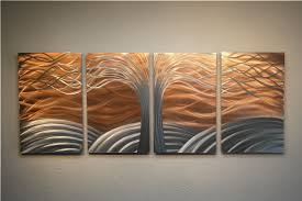 ingenious design ideas copper wall art interior designing tree of life bright metal abstract sculpture home decor uk nz australia outdoor