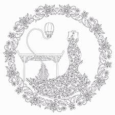 23 Secret Garden Coloring Pages Pictures Free Coloring Pages