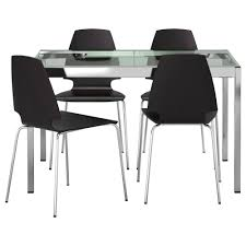modern ikea dining chairs. Ikea Dining Chair Awesome Glivarp Vilmar Table And 4 Chairs $455 Would Work For A Modern