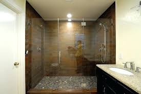 glass shower walls how much do glass shower doors cost glass shower wall panels cost