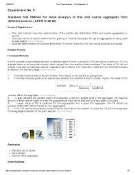 Pdf Standard Test Method For Sieve Analysis Of Fine And