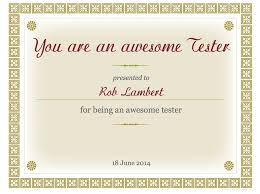 Certificates To Make Could Not Having A Certificate Make You Stand Out The