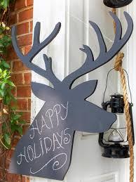 holiday chalkboard buck head
