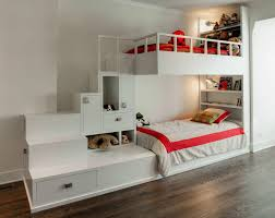 Image of: Modern Bunk Beds Ideas