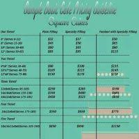 Indydebi Cake Cutting Chart Indydebi Cake Cutting Chart Sheet Cake Prices Include