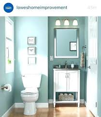 bathroom wall color paint the worn turquoise guest idea for waterproof walls primer