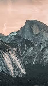 Yosemite Valley 4k 5k Sony Xperia X XZ ...