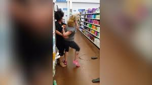 Walmart Ponca City Ok Woman Involved In Walmart Fight Speaks Out Says Brawl Started Over