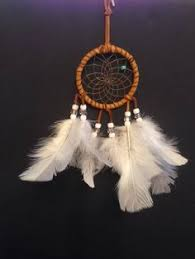Authentic Cherokee Dream Catchers Authentic dream catcher native made vintage canadian native art 71