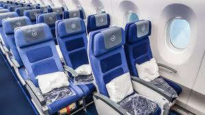 Seat Review Lufthansas Brand New 2017 Economy Class Aboard The Airbus A350 900xwb