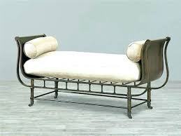 End Of Bed Seat Decorative Benches For Bedrooms Small Size Gallery Furniture